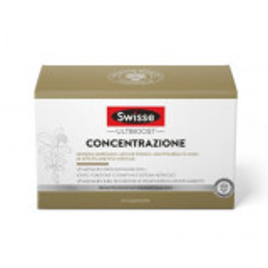 SWISSE CONCENTRAZIONE 8FL X 30ML