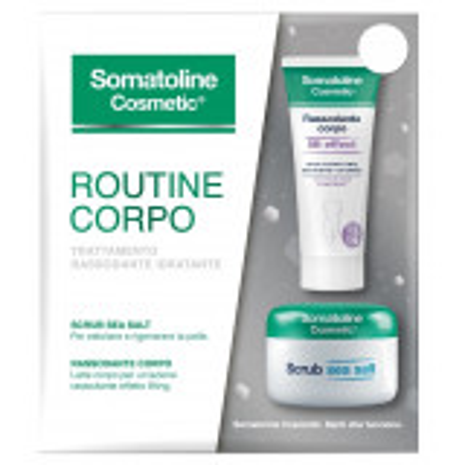 SOMATOLINE COFANETTO ESFOLIANTE&RASSODANTE 200ML+350G