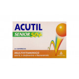 ACUTIL Multivitaminico Senior 50+ 24 compresse