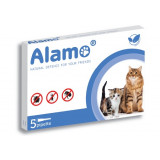 ALAMO SPOT-ON GATTI 5 PIPETTE DA 1ML