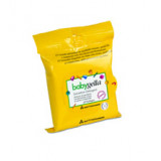 BABYGELLA Salviettine Detergenti 15pz