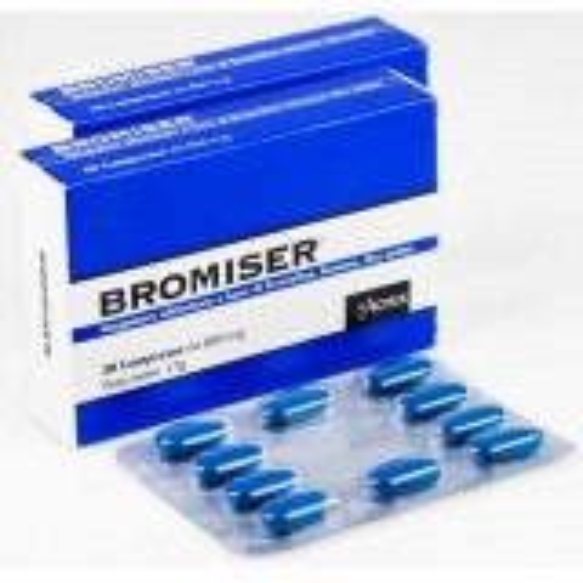 BROMISER 20CPR