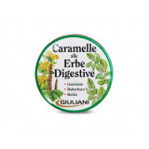 CARAMELLE Digestive alle Erbe 60gr+60gr OMAGGIO