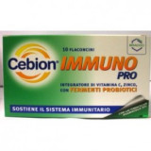 CEBION Immuno Pro 10fl
