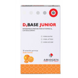 D3BASE JUNIOR 30 CARAMELLE GUSTO ARANCIA