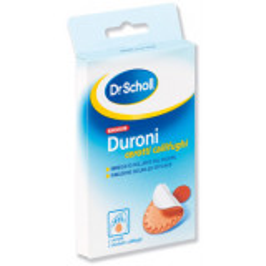 DR. SCHOLL Cerotti per Duroni 2+2pz