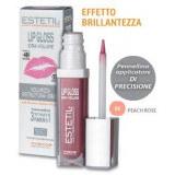 ESTETIL Lip Gloss 04 Peach Rose Idra Volume 6.5 mla