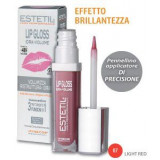 ESTETIL Lip Gloss 07 Light Red Idra Volume 6.5 ml
