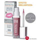 ESTETIL Lip Gloss 08 Red Passion Idra Volume 6.5 ml