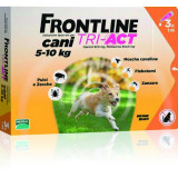 FRONTLINE TRI-ACT CANI 5-10 KG