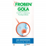 FROBEN GOLA COLLUTORIO 160 ML