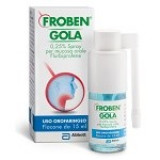 FROBEN GOLA SPRAY OROFARINGEO 15 ML