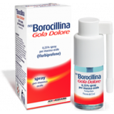 NEOBOROCILLINA GOLA DOLORE SPRAY OROFARINGEO 15 ML