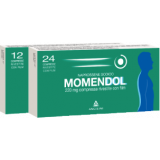 MOMENDOL 220MG ANTINFIAMMATORIO 24 COMPRESSE