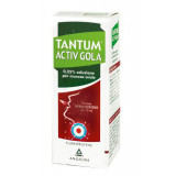 TANTUM VERDE GOLA 0,25% ANTINFIAMMATORIO SPRAY OROFARINGEO 15 ML