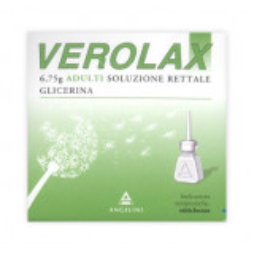 VEROLAX*AD RETT 6CLISMI 6.75G