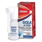 IODOSAN GOLA ACTION MAL DI GOLA SPRAY OROFARINGEO 10 ML