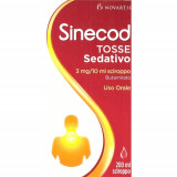 SINECOD TOSSE SED*200ML3MG/10G