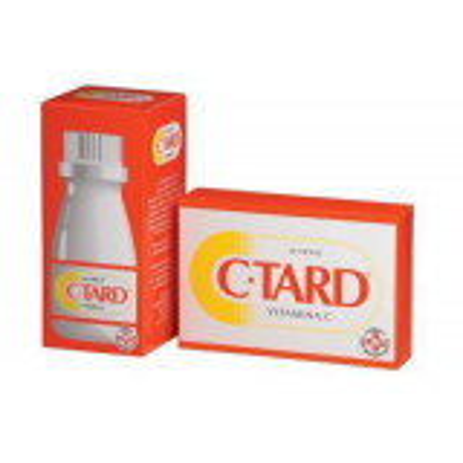 CTARD*60CPS 500MG RP