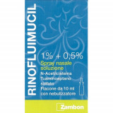 RINOFLUIMUCIL MUCOLITICO SPRAY NASALE 10 ML