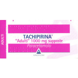 TACHIPIRINA ADULTI ANTIPIRETICO 1000MG 10 SUPPOSTE