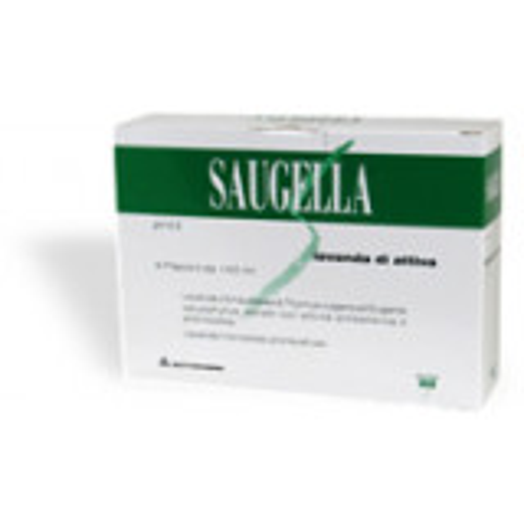 SAUGELLA Lavanda Vag Attiva 140 ml 4 FL