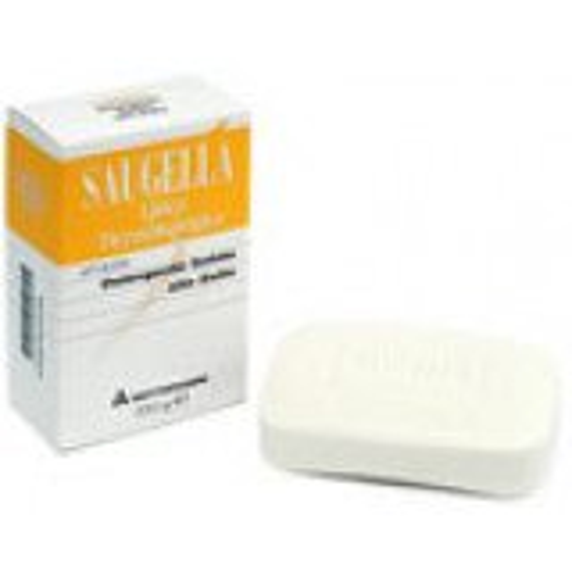 SAUGELLA Detergente Solido allo Zolfo 100 gr