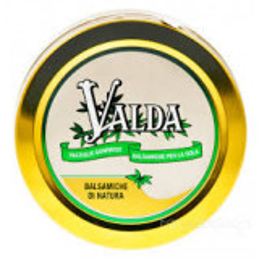 VALDA Balsamiche 50gr