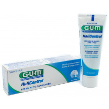 GUM HALICONTROL GEL DENTIFRICIO 75ML