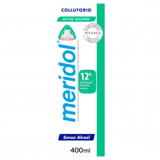 MERIDOL Halitosis Collutorio 400ml