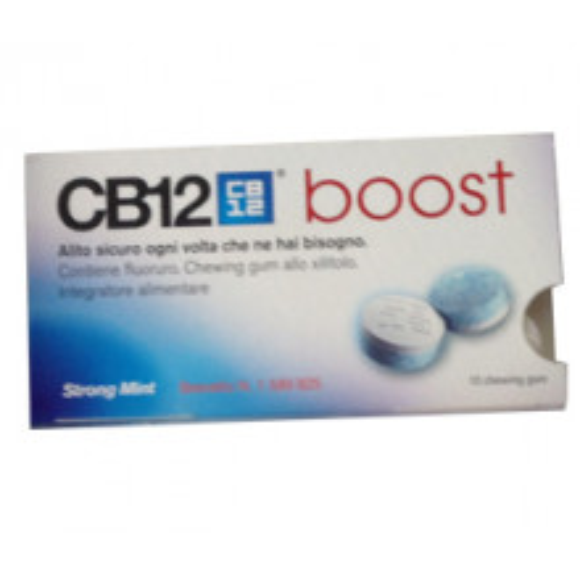 CB12 Boost chewingum