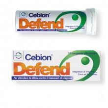 CEBION Defend 12cpr Effervescenti