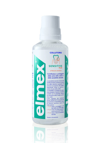 COLGATE PALMOLIVE COMMERC.Srl Elmex Collutorio Sensitive 400ml