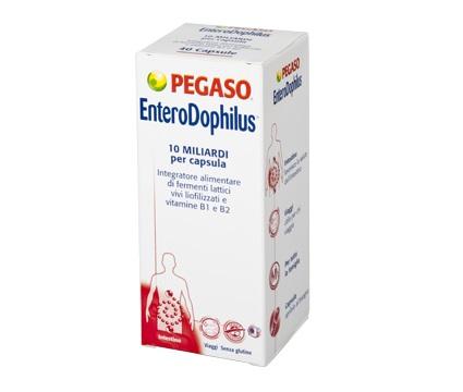 PEGASO Srl Enterodophilus 40cps