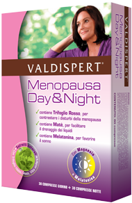 VEMEDIA PHARMA Srl Valdispert Menopausa Day & Night 30cpr+30cpr